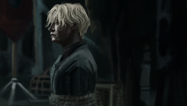 Game of Thrones Brienne by legendary-memory