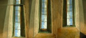Jerusalem windows by iram