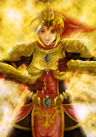 Gold Link by Yuese