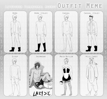 LTPA: Clothing Meme by PapaSamOLD