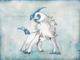 Mystical Absol by ToRnUpTo