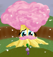 The Great Fluttertree by Qaxis