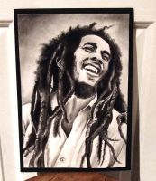 Bob Marley by Louisa911