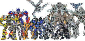 Combining osro's transformers by samcollends