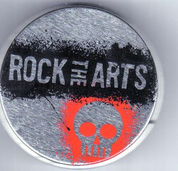 rock the arts by wolfaxel3000