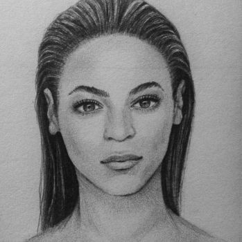 Beyonce by ElisabethLangton