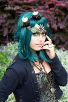 Steampunk Idol 2013 I by Myrine86
