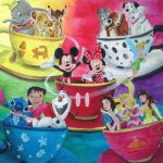 Spinning Tea Cups Party 4 by billywallwork525