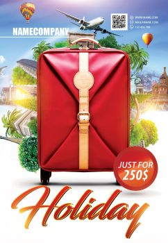 Holiday-Flyer by Styleflyers