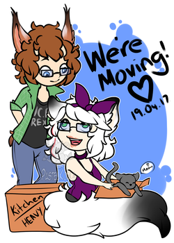 Moving! 2017 by PastelKoala