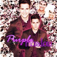 Purple Maslow by CaroEditionsBTR