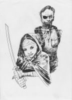 MICHONNE AND the GOV- by PM-Graphix