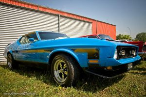 light blue mach1 by AmericanMuscle