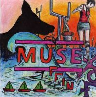 CD cover for Muffin by Mueymue