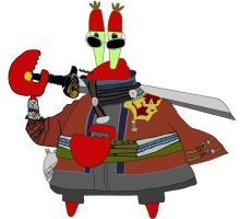 Auron Krabs by Jastoph