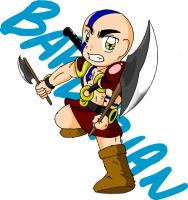 Barbarian by s0s2