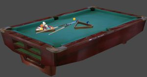 BILLIARD SET by Oo-FiL-oO