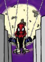 spiderman spider clan by Thingking2