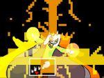 Ruintale- Asriel Fight by animatorfun