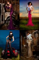 High Fashion Illusions Combo by jakegarn