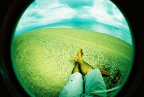 fisheye camarines - relaxation by jcgepte