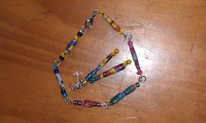 Paper Beads by CrushedRoses11