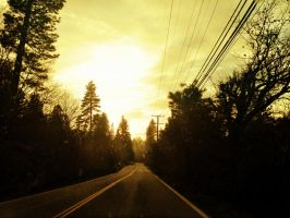 Mountain Road by TheGerm84