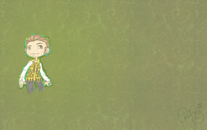 Balthier wallpaper by Rahxy