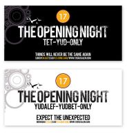 the opening night of 17 club by yossirayf