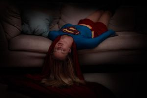 Supergirl - A moment of respite...again... by ladynoelle