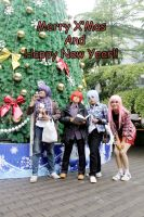 Merry X'Mas And Happy New Year by kazuhyun