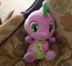Spike Plushie by VazquezG19