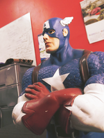 Captain America by fatal-complexes