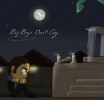 Big Boys Don't Cry by TiaPunky