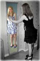 Mirror Illusion by Helen--127