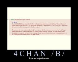 4chan -b- by Squeezel