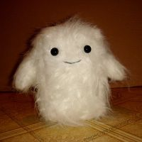 Yeti Plush by Meowchee