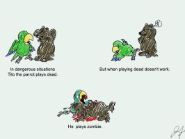 lol zombies by Rikudo-Kan