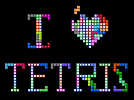 I Heart TETRIS by Doctor-G