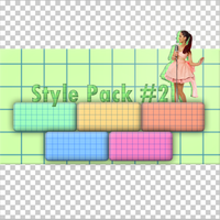 Style Pack #2 by ItsArtBitch