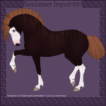 1037 Group Horse Import by Cloudrunner64