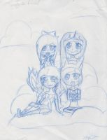 Sketch: Our Adventure Time by EmosiPnF