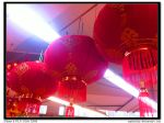 Red lanterns by Sophie-Y