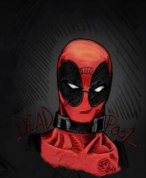 Deadpool by RyanMcMurry