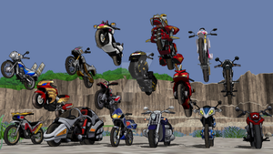 MMD - All Rider Break! by Zeltrax987