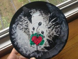 drawings on vinyl by air-for-live