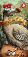 The Dodo by phillustrator