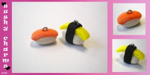 .:Sushi charms:. by SaMtRoNiKa