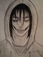 Jeff The Killer by IamtheProxy