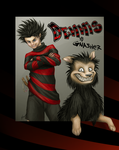Dennis the Menace by HaylieNowak